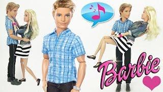 "Barbie Life In The Dreamhouse Talking Ken Doll Mattel ♥ Кен обзор куклы ""Дом мечты"" Барби"