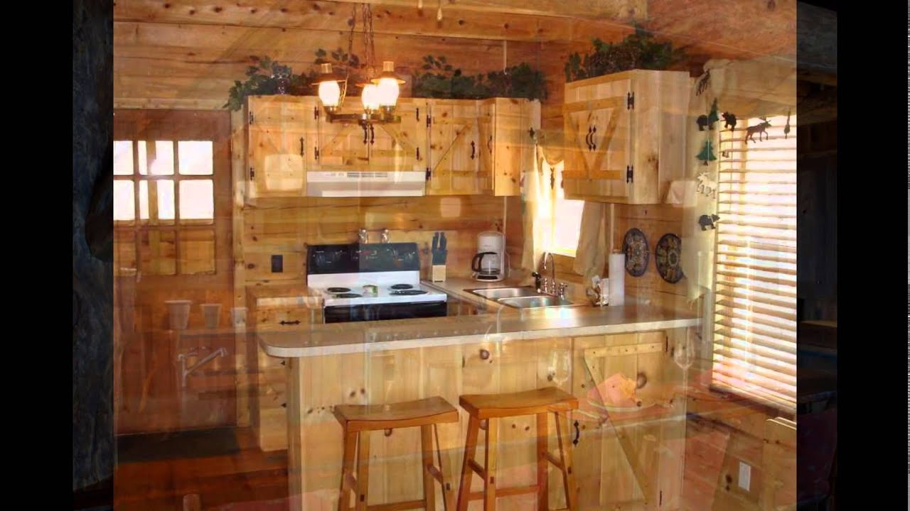 Rustic Outdoor Kitchen Designs, Rustic Star Kitchen Decor
