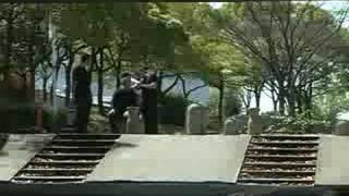 etnies demo  japan ツアーin nagoya city