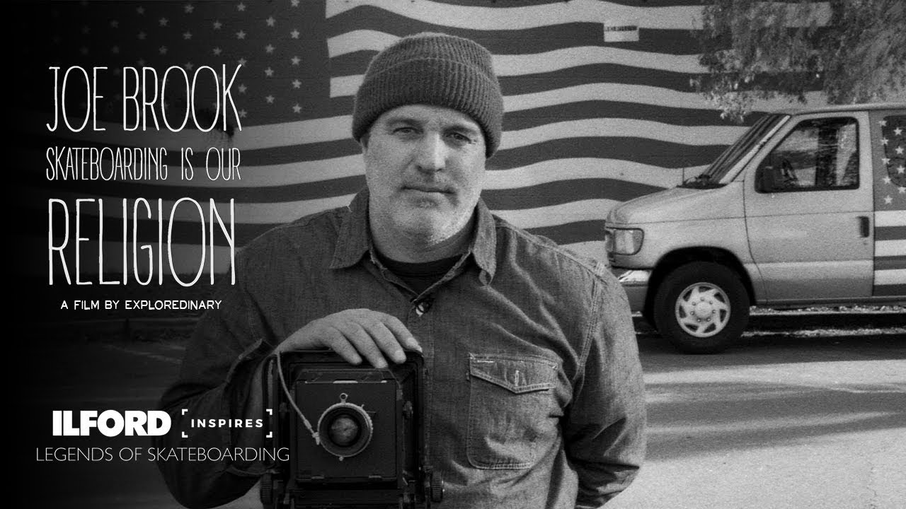 3a64869bc37 Joe Brook  Skateboarding Is Our Religion - An ILFORD Inspires film ...