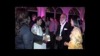 Princess Padmaja Kumari Mewar of Udaipur Hosts Cocktail Reception in Mumbai, March 2012