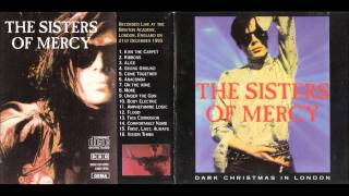 """The Sisters of Mercy- """"On the Wire"""" Live Brixton Academy 1993 [Dark Christmas in London]"""