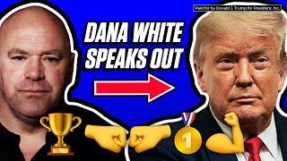 Dana White Caught On Tape
