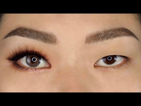 Mono Lid Eyes Makeup Tutorial - Hack Mắt 1 Mí