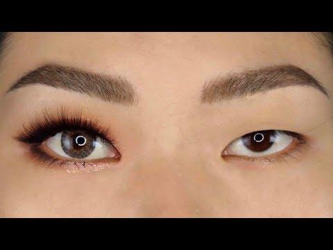 Mono Lid Eyes Makeup Tutorial – Hack Mắt 1 Mí