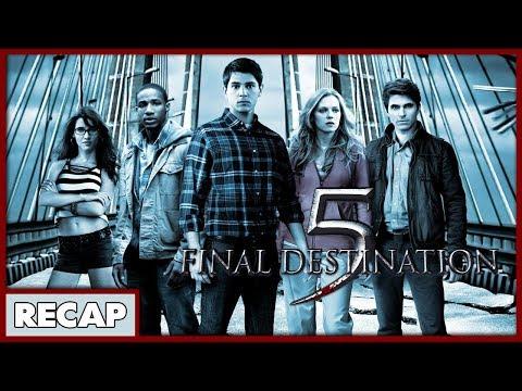 Final Destination 5 Movie Review (2011) | RECAP