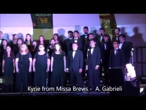 Rivera High School Choir Department - Fall Concert 2015