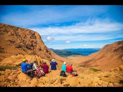 The Tablelands, Gros Morne National Park, Newfoundland and Labrador