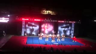 University of Louisville all girl 2013