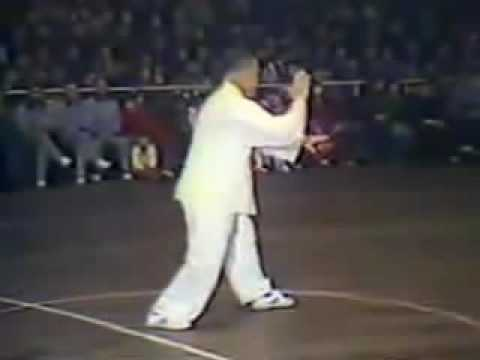 1984 Masters' demonstrations at Wuhan International Taijiquan(jian) Conference