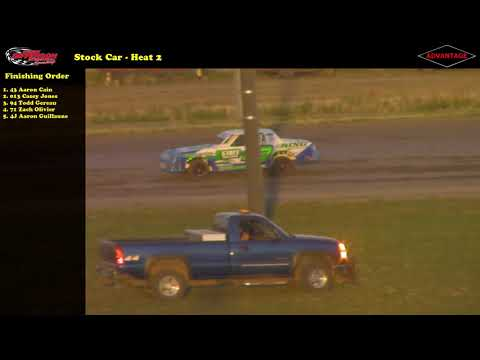 Stock Car -- 7/15/17 -- Park Jefferson Speedway