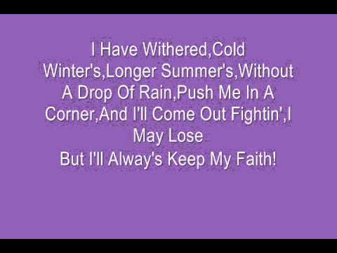 Gwyneth Paltrow-Country Strong (Lyrics)