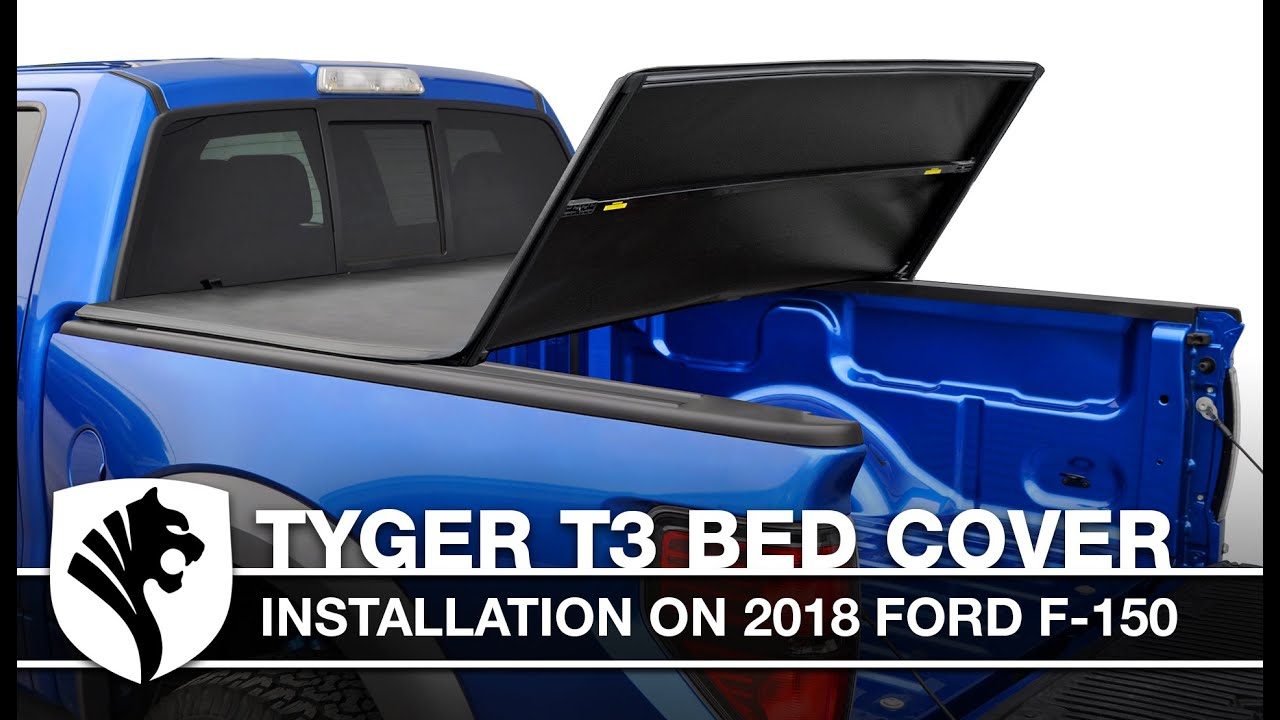 Tyger T3 Tri Fold Truck Bed Cover Installation Guide Youtube