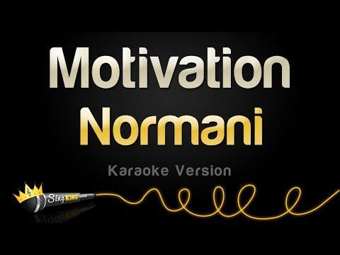 Normani - Motivation (Karaoke Version)