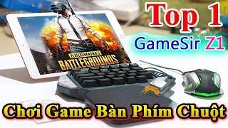 Мобільна гра Gamesir Z1 з мишею і клавіатурою мобільного PUBG - правила виживання - безкоштовно