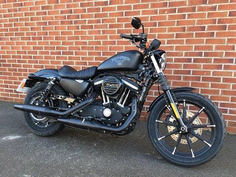 2018 Harley Davidson 883 Iron. For Sale #24965