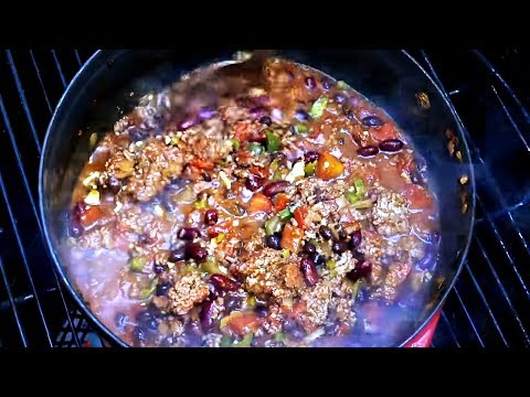 Delicious Red Chili Recipe With Beans