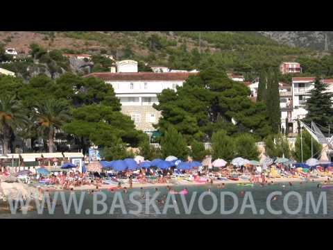 Baška Voda - promenade 2009.