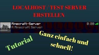 Minecraft Localhost Server Erstellen - Minecraft server erstellen ganz einfach