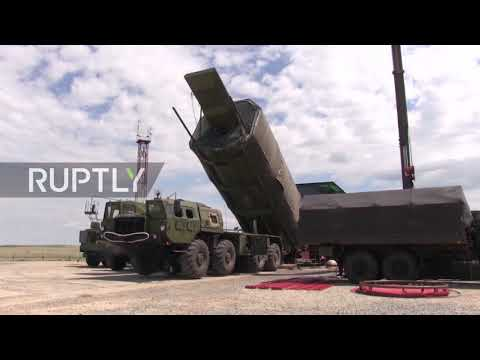 Russia: Defence Ministry showcases latest military technology