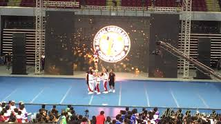 TCU Team A - Group Stunts NCC 2018 Finals