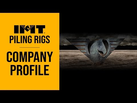 IMT Piling and Drilling Rigs - Piling Equipment Company Presentation