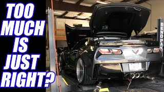 We Made This Customer's Car TOO FAST?? This Thing Is CRAZY! (+BMW Shenanigans)