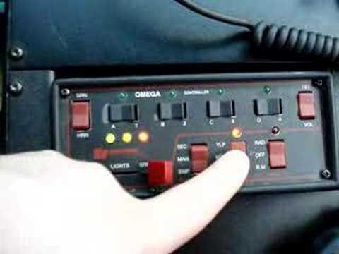 Federal Signal Unitrol Omega 8001 Siren Demo