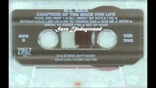 M.C. Mack   EZ Come, EZ Go 1996 Memphis Tn