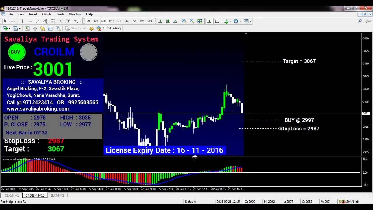 Auto buy sell signal software review
