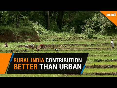 Rural India contributes more than half of net value added in manufacturing