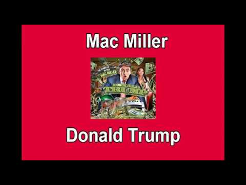 Mac Miller - Donald Trump - Karaoke