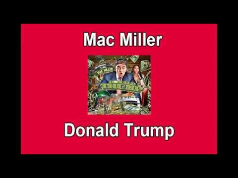 Mac Miller - Donald Trump - Karaoke