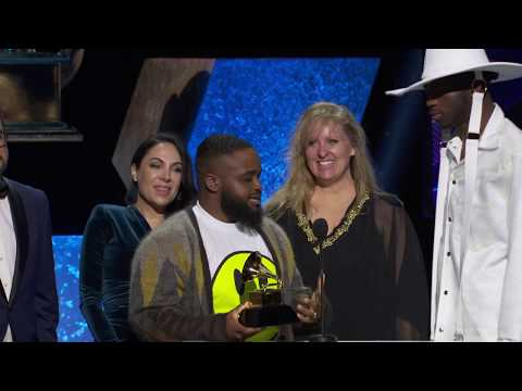 Lil Nas X & Billy Ray Cyrus Wins Best Music Video Of The Year   2020 GRAMMYs Acceptance Speech