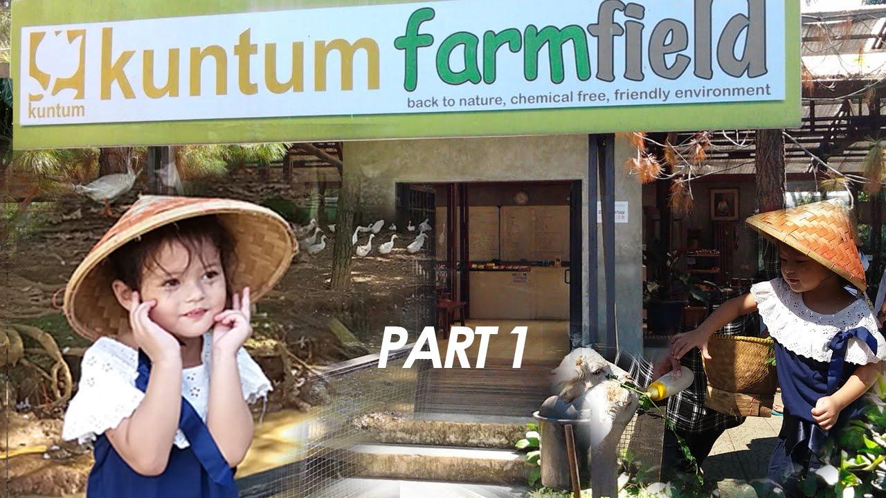 Wisata Edukasi Anak Bermain Sambil Belajar Kuntum Farm