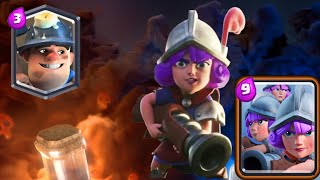 INSANE !! 2.3 Miner cycle deck of SURGICAL GOBLIN beat down by 3 muski . Check Out