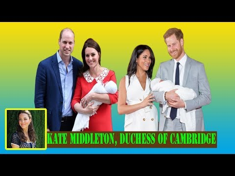 Kate Middleton and Meghan Markle will get pregnant at the same time and Here's Why?
