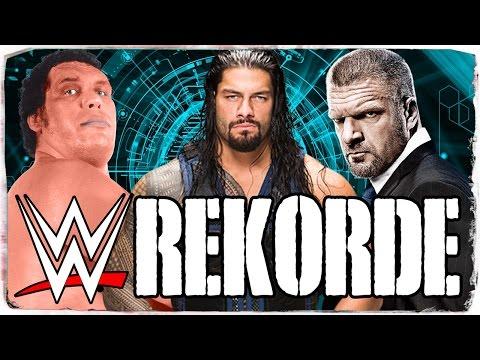 Top 10 der teils verrücktesten WWE-Rekorde (DEUTSCH/GERMAN)