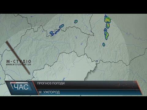 Телекомпанія М-студіо: Прогноз погоди