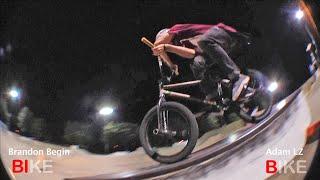 Game Of Bike: Adam Lz Vs Brandon Begin Round 2