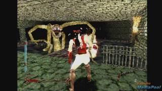 1997 Nightmare Creatures  ( PSX) Old School retro game playthrough 60fps