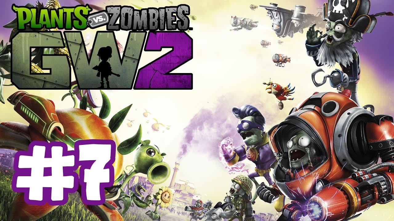 Zackscottgames garden warfare 7