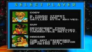 Capcom Classics Mini Mix Game Sample 2/2 - GBA