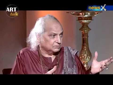 Art Talk - Pandit Jasraj (Indian Classical Vocalist)