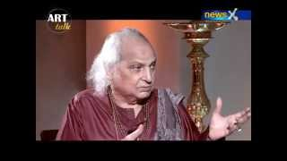 Art Talk - Pandit Jasraj (Indian Classical Vocalist)