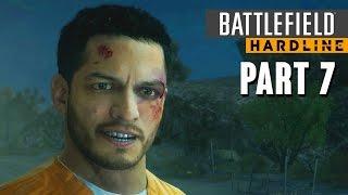 Battlefield Hardline Walkthrough Part 7 - Episode 5 (Single Player)