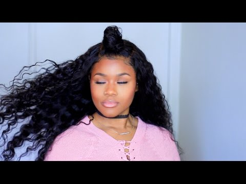 Best Curly Frontal Ever Desired Extensions Virgin Indian Curly