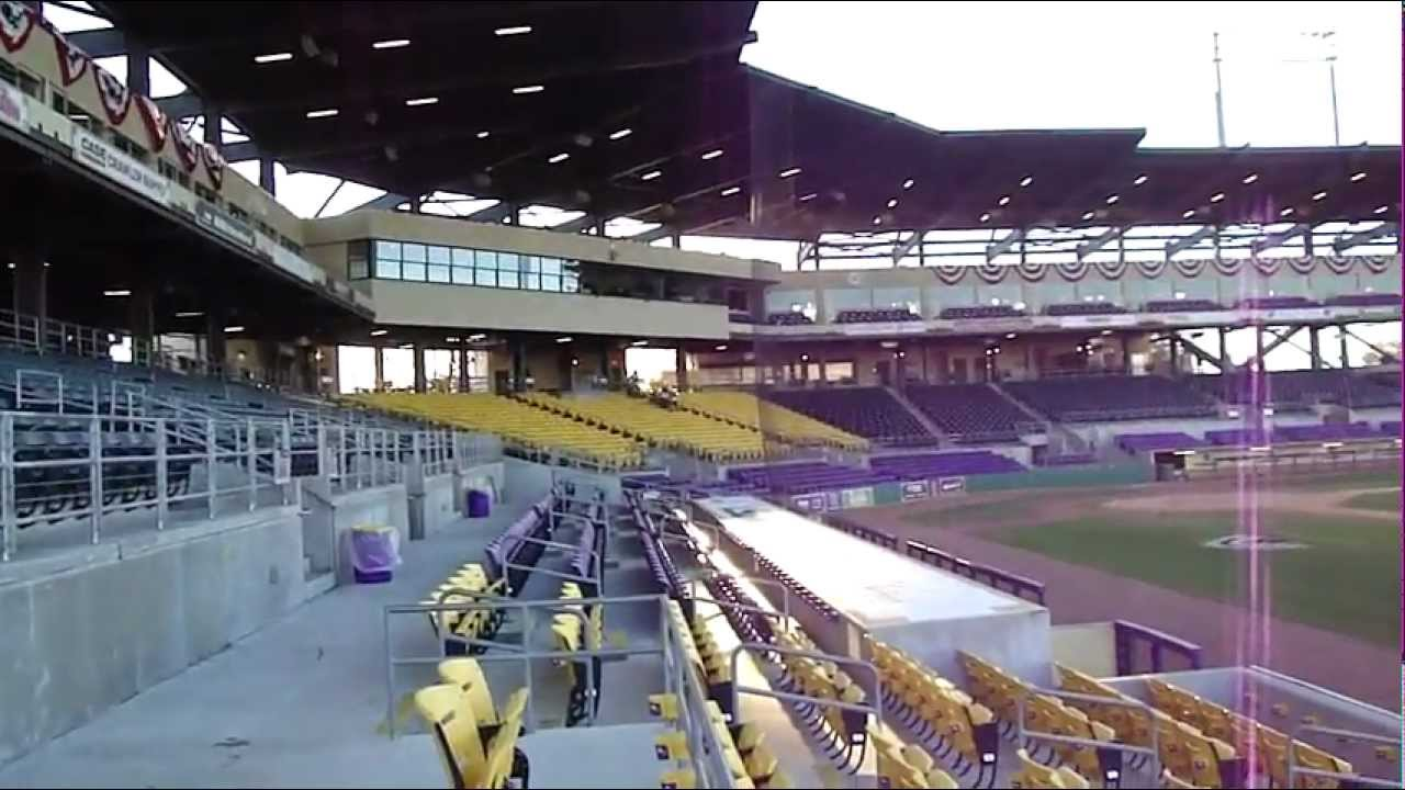 LSU Baseball Stadium - YouTube