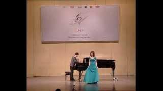 [CEG Concert 2014] Nghệ sĩ Đinh Trang - Xuân Hiểu