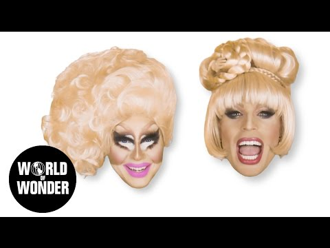 """UNHhhh Ep 41: """"How's Your Head?"""" w/ Trixie Mattel & Katya Zamolodchikova"""